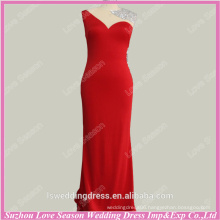 RP0086 Unique style diamonds real cocktail dress mermaid 50s sailor new arrival elegant evening dress red