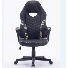 Free sample NOVA  brand  Modern swivel custom gaming racing middle end leather chair