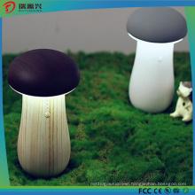 Mushroom LED Light with Power Bank Function