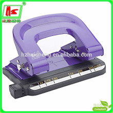 multi paper hole puncher, custom logo hole punch