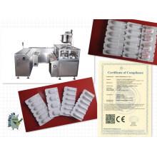 Equipo farmacéutico / Máquina de sellado y sellado de supositorios