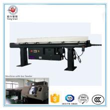 Operación fácil, fuerte función Gd-320 Torno CNC alimentador automático de la barra