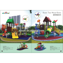 Professional supplier newest playgrounds