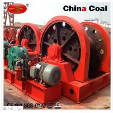 China Torno eléctrico de la cuerda de alambre de la explotación minera subterráneo a prueba de explosiones del carbón