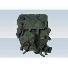 A mochila militar americana tem grande capacidade