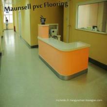 Hôpital de roulement de qualité supérieure / sol médical