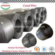 Высокое качество Ферро кремния кальция используется для производства стали/Сика порошковая проволока