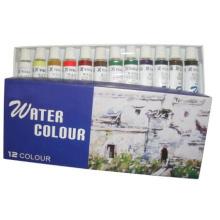 12 pcs Watercolor Paint set box