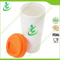 16 Oz Customized Affordable Coffee Cup with Lid