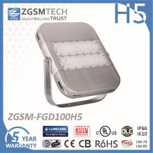 100 Вт DMX напольный RGB вело свет потока IP66
