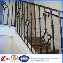 Barandilla de seguridad decorativa simple de alta calidad