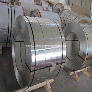Алюминиевая полоса для оболочки и брони Экран кабеля
