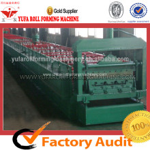High quality Steel Deck Floor Forming Machine For Construction Materials