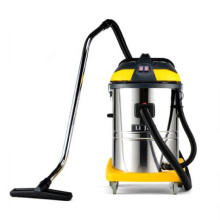 2021 commercial industrial hand held upright 2000W 70L stainless steel tank wet and dry vacuum cleaner for hotel shop home room