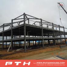 Armazém 2015 da estrutura de aço do projeto de Pth com a instalação fácil