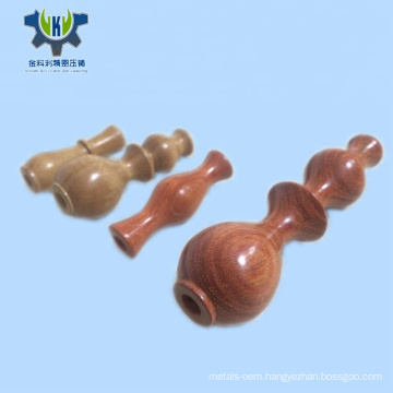 Beech Wood Grinding And Polishing Pendulums Wholesale Home Furnishings wood lathe part