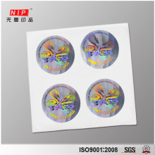 Tamper Evident Security Hologram Stickers with HS Ink Printing