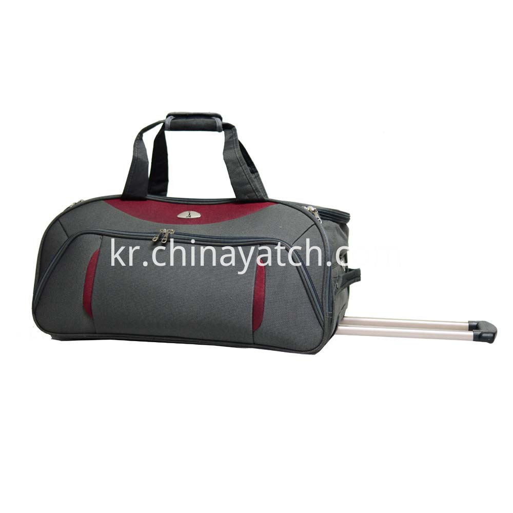 1200D Trolley Duffle Bag