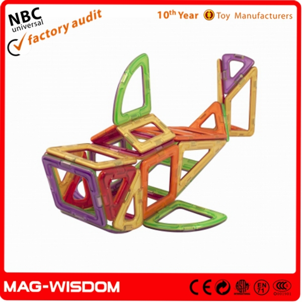 Intellect Self-assembly Toys for Kids
