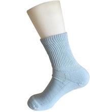 Половина подушки Sorbtek Coolmax Диабетическая здравоохранения Медицинские белые четвертинки носки (JMDB10)