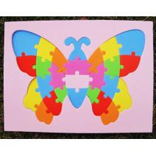 Дети детские деревянные обучения геометрии образовательные игрушки головоломки Монтессори