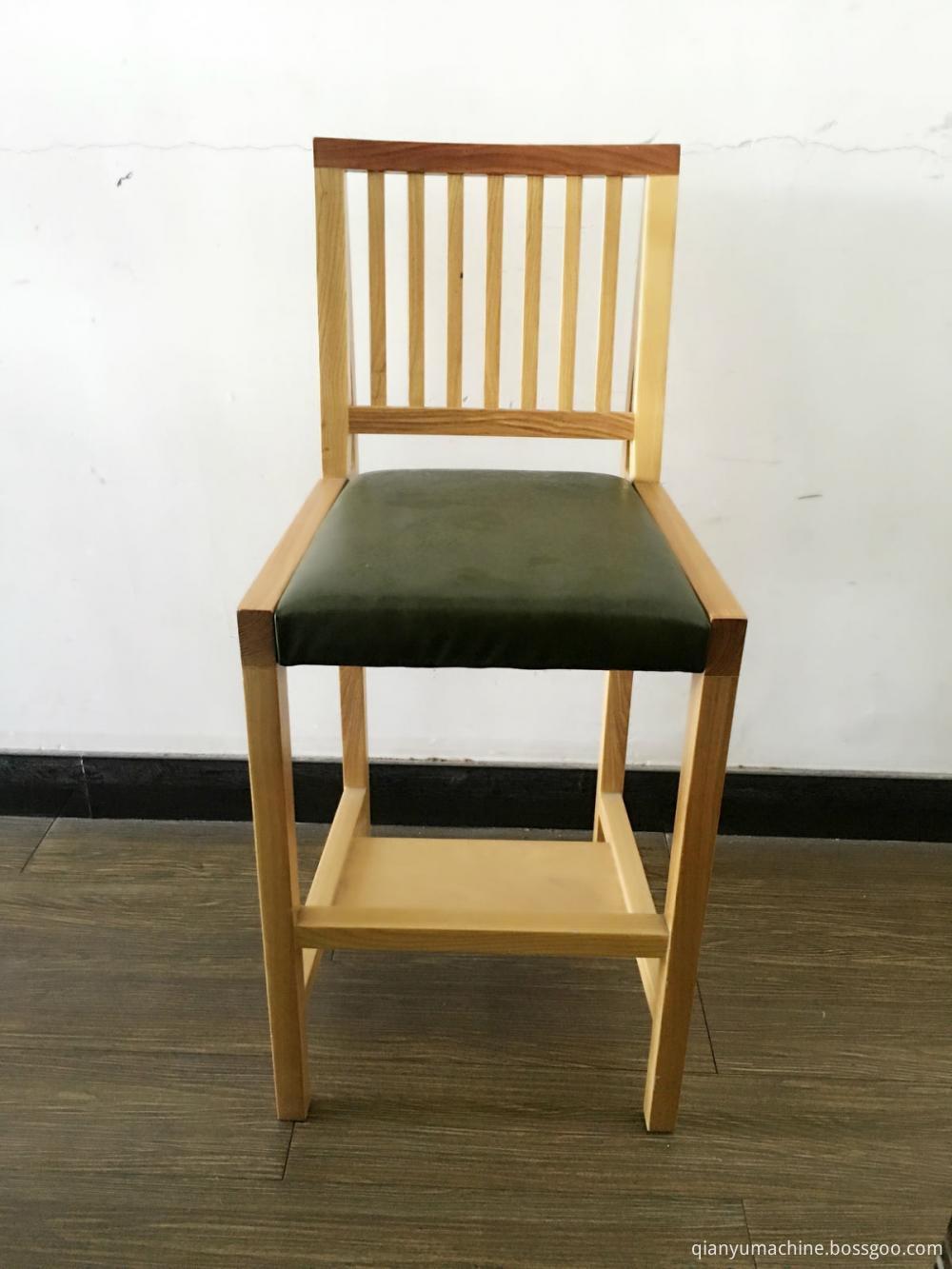 High Leg Stool Chair Seat
