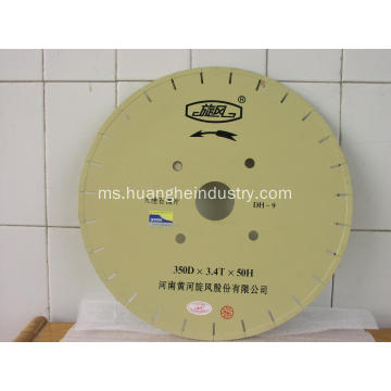 350mm Diamond Saw Blade for Marble