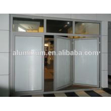 China Puerta de aluminio