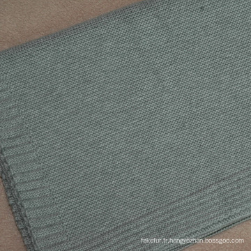 Coton doux pull tricot Baby Blanket CB-K08043