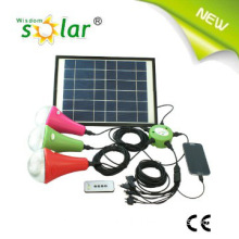 Portable Solar Powered solar led home lighting Hanging Lamp Camping
