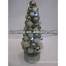 Decorative LED Christmas ball Tree