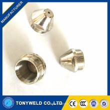 Electrodo y boquilla para accesorios de corte plasma FY160