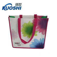 Customized printing hot sale non woven bag 100gsm