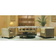Canapé d'invité public d'hôtel de mode XY2851