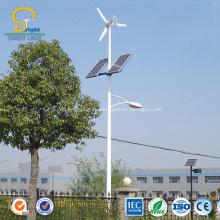 Farola Solar Eólica Híbrida Solar 60W