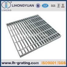 Galvanized Floor Steel Grating for Trench Walkway