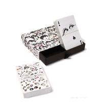 Cartão de Poker de papel barato impresso