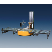 Automatic Pallet Online Pre-Stretch Wrapping Machine (T1800FZ-PL)