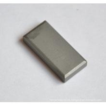 Cost Price Customer Design Tungsten Carbide Brazed Tips Rectangular
