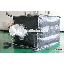 Emballage jumbo tissé de sac de 1500kg pp pour le sable et le minerai avec UV élevé traité