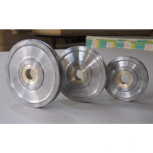 Application Mining Machinery Stainless Steel Pulleys For Forming Products