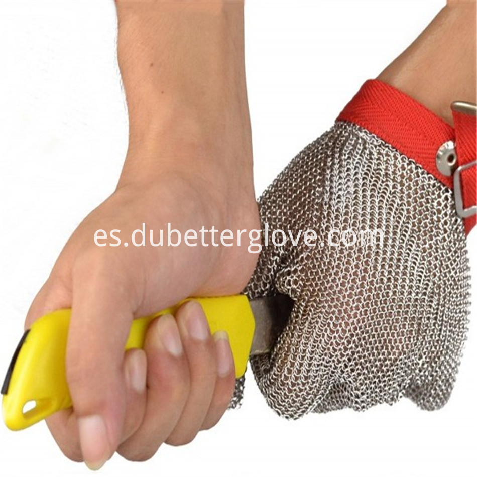 zhonghe metal mesh gloves17