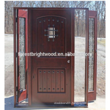 Oak Teak Sapelli Knoty Alder Wood Carving Malaysia Wood Door