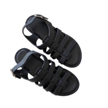 Fashion Wholesale high quality Lady Girl Summer outdoor beach Sandals Women Casual crystal pvc peep toe Jelly Shoes