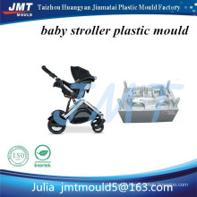 plastic injection molding safety stroller for baby high precision mould factory
