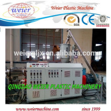 PPR PE cold and hot water supply tubes extruder machine line