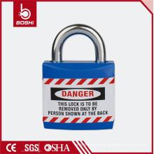 Different Shackle Length Several Type Safety Padlock Jacket Padlock (BD-J01)