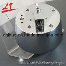 Piezas de iluminación LED / Piezas de aluminio / Piezas de luz / LED Horsing / Piezas de fundición de aluminio / Piezas de fundición / Conector de iluminación LED / Conector de lámpara