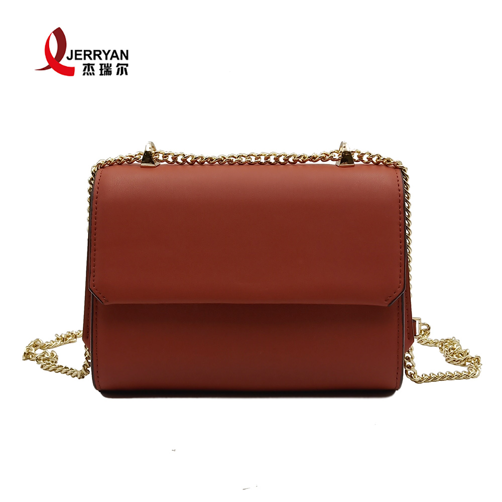 small leather sling bag