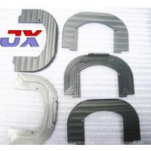 O tornozelo feito sob encomenda do CNC da elevada precisão do fornecedor de China que faz à máquina / que gira / que mói / anodiza / as peças de alumínio